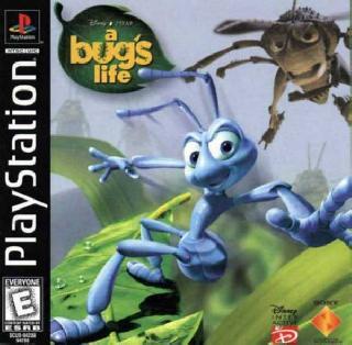 Screenshot Thumbnail / Media File 1 for Disney's A Bug's Life [U]